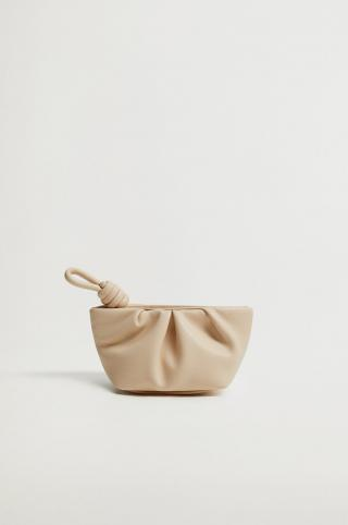 Mango - Peňaženka CASCAIS dámské béžová ONE SIZE