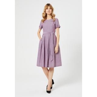Marie Zélie Womans Dress Elina Violet dámské Purple 36