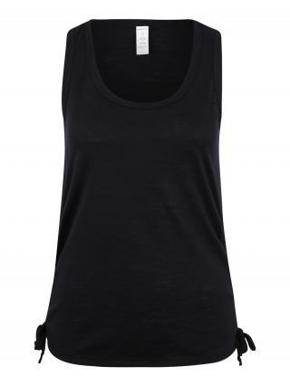 Marika Funkčné tričko MARGOT  čierna dámské XS