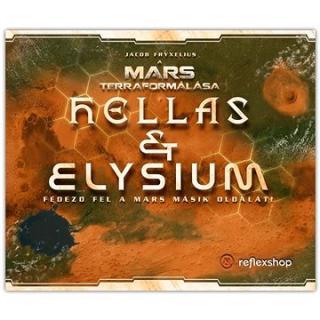 Mars: Terraformácia - Hellas & Elysium