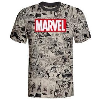 Marvel – Comics – tričko