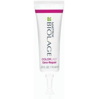 Matrix Biolage Colorlast Cera-Repair 10x10 ml sérum na vlasy pre ženy poškodená krabička dámské 10x10 ml