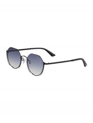 McQ Alexander McQueen Slnečné okuliare MQ0256SA-001 58  sivá / čierna pánské 58