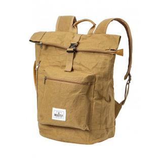 Meatfly Batoh Ramkin Paper Bag Brown hnedá