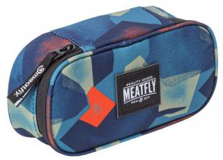 Meatfly Peračník Pencil Case 2 C-Shade