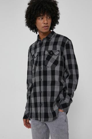 Medicine - Bavlnená košeľa Urban Punk pánské čierna S