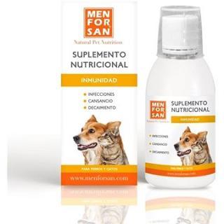 Menforsan Immunity – Na imunitu – Tekutý doplnok stravy pre psov a mačky 120 ml