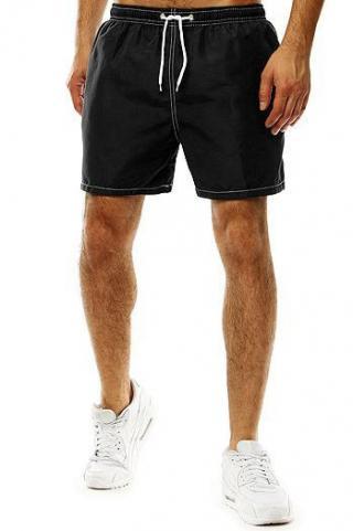 Mens black swimming shorts SX2024 pánské Neurčeno M