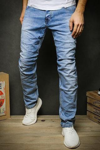 Mens blue denim pants UX2431 pánské Neurčeno 28