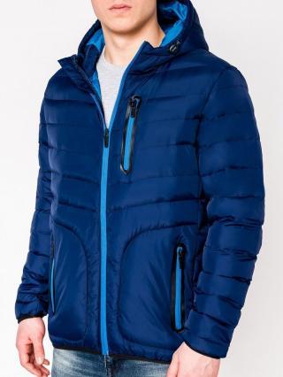 Mens jacket Ombre C356 pánské Navy S