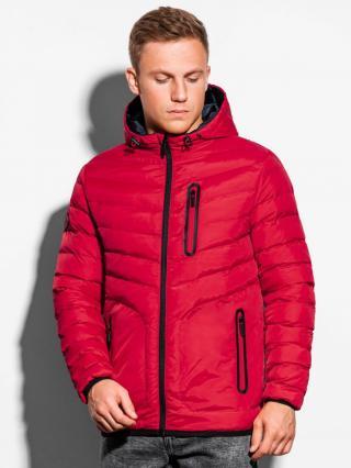 Mens jacket Ombre C356 pánské Red S