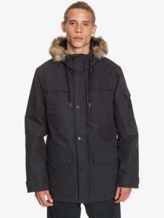Mens jacket QUIKSILVER STORMDROP5K M pánské Black L