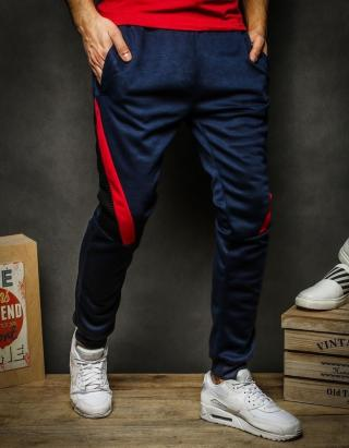 Mens navy blue sweatpants UX2249 pánské Neurčeno M