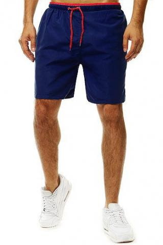 Mens navy blue swimming shorts SX2066 pánské Neurčeno XXL