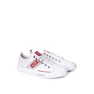 Mens Sneakers Big Star HH174038 White pánské Other 40