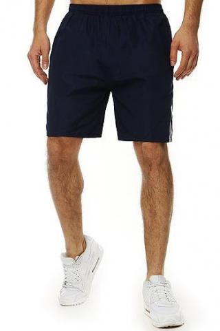 Mens swimming shorts navy blue SX2031 pánské Neurčeno M