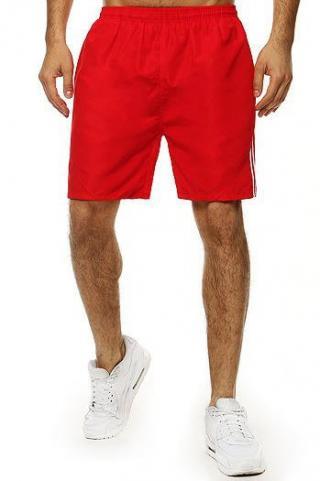 Mens swimming shorts red SX2033 pánské Neurčeno M