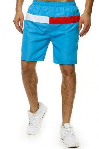 Mens swimming shorts turquoise SX2009 pánské Neurčeno M