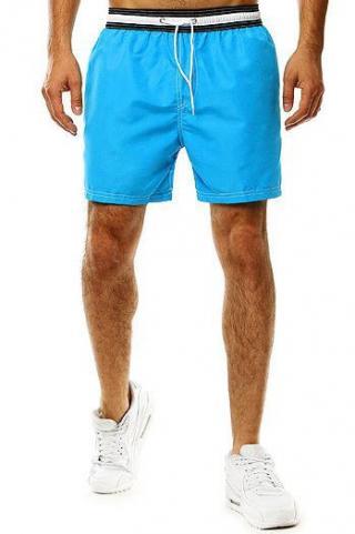Mens swimming trunks blue SX2043 pánské Neurčeno M