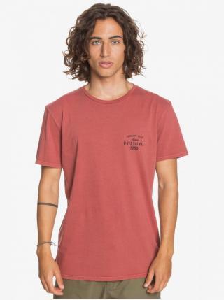 Mens T-Shirt QUIKSILVER DESERT TRIPPN pánské No color L