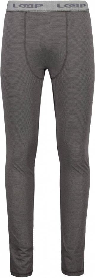 Mens thermo pants LOAP PETTE pánské Grey S