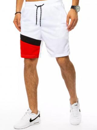 Mens white sweatpants Dstreet SX1360 pánské Neurčeno M