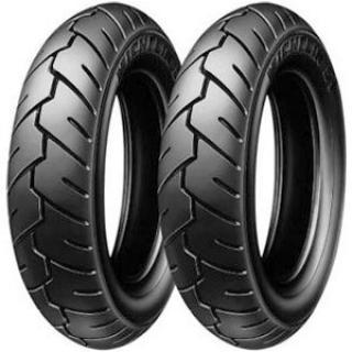Michelin S1 80/100/10 TL,TT,F/R 46 J