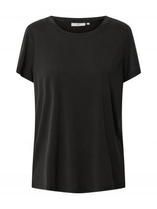 minimum Tričko  čierna dámské L