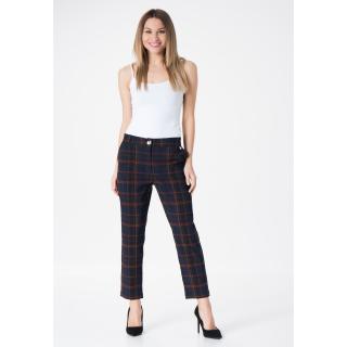 MiR Womans Pants 259 dámské Blue 46