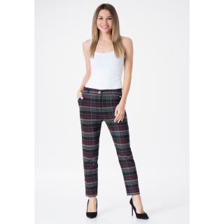 MiR Womans Pants 259 dámské Grey 38