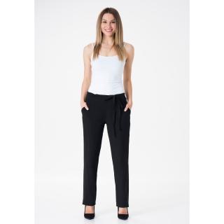 MiR Womans Pants 263 dámské Black L