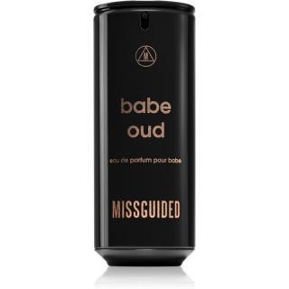 Missguided Babe Oud parfumovaná voda pre ženy 80 ml dámské 80 ml