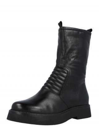 MJUS Členkové čižmy Triple  čierna dámské 40