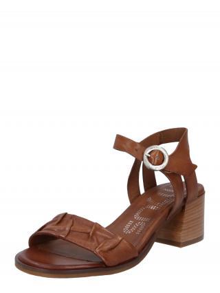 MJUS Remienkové sandále LEI   hnedá dámské 38