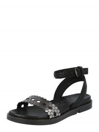 MJUS Sandále KETTA  čierna dámské 37
