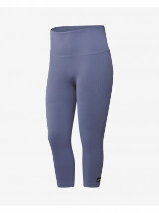 Móda pre plnoštíhle pre ženy adidas Performance - modrá dámské XXL