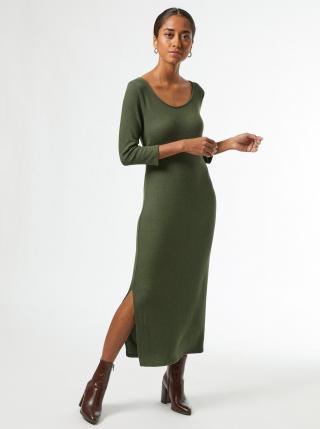 Móda pre plnoštíhle pre ženy Dorothy Perkins Petite - zelená dámské M