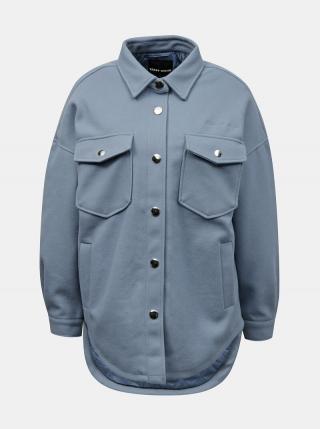 Modrá bunda s vreckami TALLY WEiJL dámské M