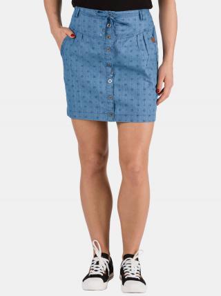 Modrá sukňa SAM 73 dámské M
