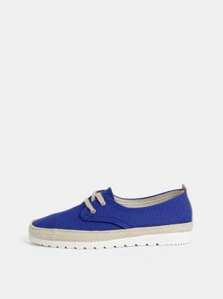 Modré tenisky OJJU dámské modrá 36