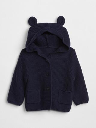 Modrý chlapčenský sveter GAP modrá 86-92
