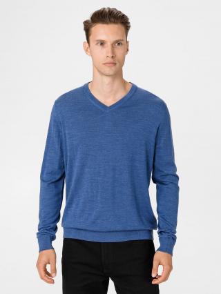 Modrý pánsky sveter GAP pánské modrá XL
