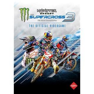 Monster Energy Supercross - The Official Videogame 3 - PC DIGITAL