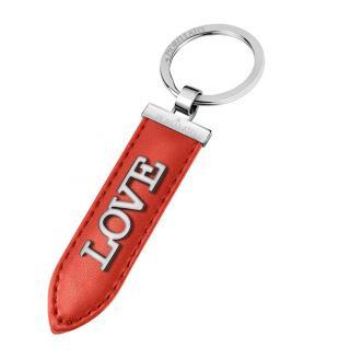 Morellato Kožený prívesok na kľúče LOVE SD7308