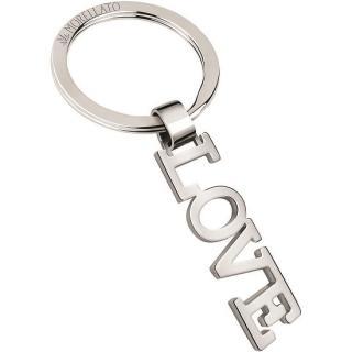 Morellato Oceľový prívesok na kľúče LOVE SD7304