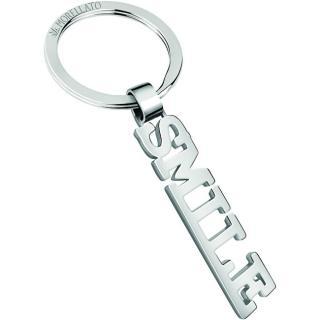 Morellato Oceľový prívesok na kľúče SMILE SD7302