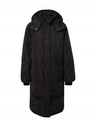 MOSS COPENHAGEN Prechodný kabát Esma  čierna dámské XS