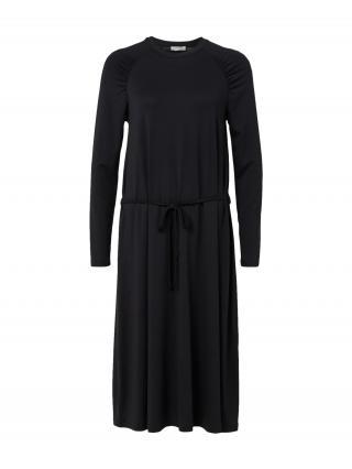 MOSS COPENHAGEN Šaty Lalana Brooke  čierna dámské 34