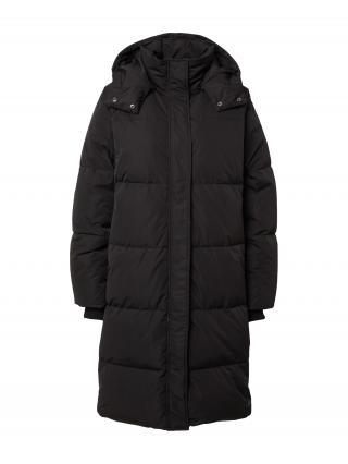 MOSS COPENHAGEN Zimný kabát  čierna dámské M