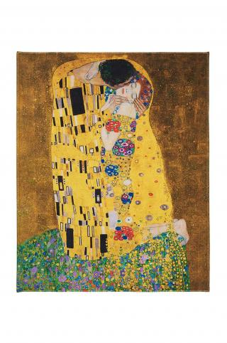 MuseARTa - Uterák Gustav Klimt viacfarebná 144cm x 180cm